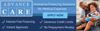 Advance Care Card Banner Ad 320x100